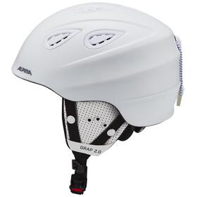 Alpina Grap 2.0 Helmet white